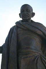 Gandhi Statue, Riverside, CA