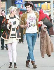 Aggy and Josh (ingridalmazán) Tags: street love josh laugh hubbard aggy thepaddingtons agyness deyn