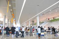 Spanking new terminal at Tân Sơn Nhất International Airport