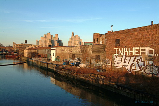 gowanus from union bridge matlack