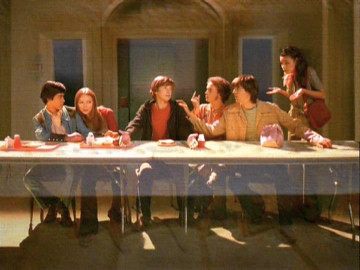 That's 70 show Last Supper