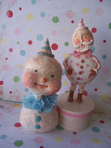 Happy Christmas in Pastels