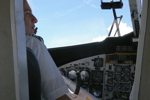 Chatty pilot