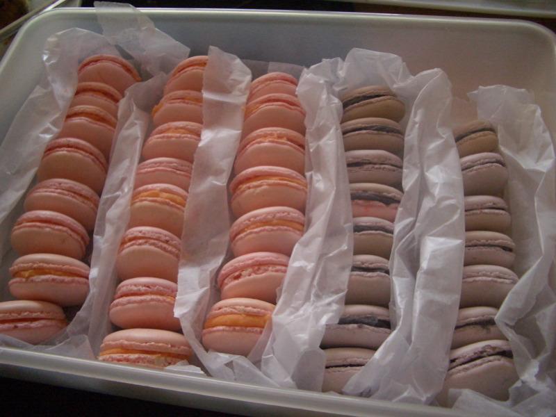 Duncan's macarons