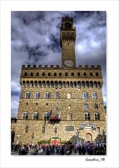Firenze - Palazzo della Signoria (o Palazzo Vecchio)