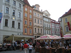 "Praga - Piazza Piccola • <a style=""font-size:0.8em;"" href=""http://www.flickr.com/photos/62319355@N00/2483454869/"" target=""_blank"">View on Flickr</a>"
