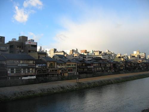 Kyoto, il y a quelques années déjà (Dec. 2003)