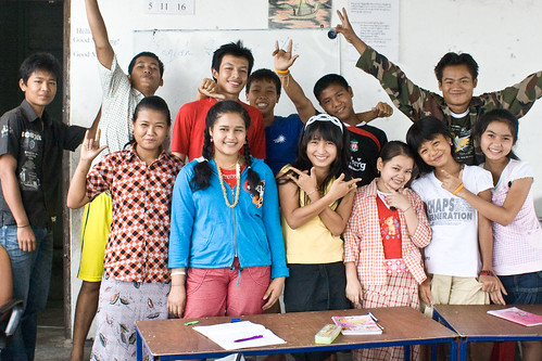 8-10 Grade Class
