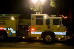 Stayton Fire Truck