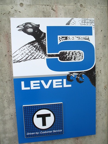 Level 5 Sign