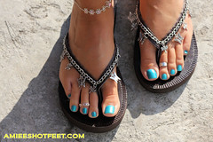 amieeshotfeet.com (my hot feet) Tags: hot feet foot toes toe barefoot barefeet pedicure toenails amiees