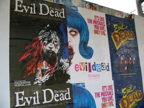 Evil Dead Poster Parodies