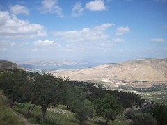 The Sea of Galilee (TCHe)