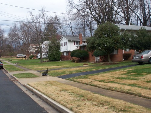 Old Lee Hills in Fairfax, Virginia