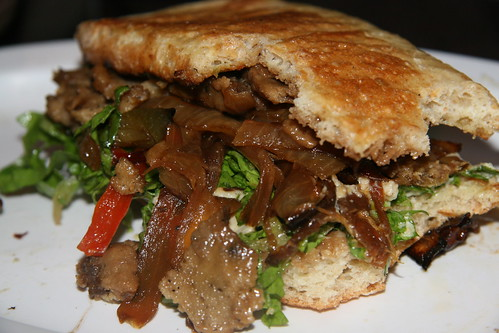 "Philly ""Steak"" Sandwich by you."