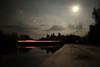 Illuminated with moonlight (Fat of the Land) Tags: sonyalpha7 m42adapter analogeobjektive angeln moon langebelichtung longexposure fishing