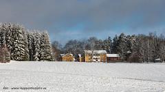 20170222100882 (koppomcolors) Tags: koppomcolors snö snow vinter winter värmland varmland sweden sverige scandinavia hus house
