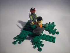 Perseus and the Gorgon (iJay) Tags: greek lego mythology jayso
