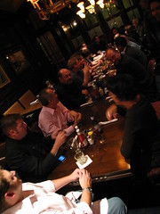 SND Board & Friends at Dinner