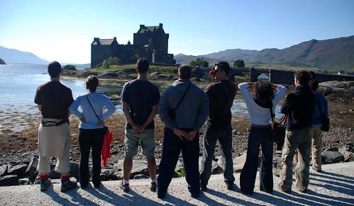 Sólo puede quedar uno!. Eilean Donan. Por Escocia (15)