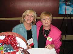 Linda Howard and Faye