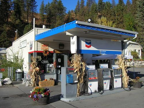 Timberline Tankstelle