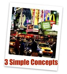 サイトやビジネスを成功へ導く3つのシンプルな方法