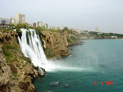 Antalia - waterfall (proxima2) Tags: turkey waterfall antalia proxima2