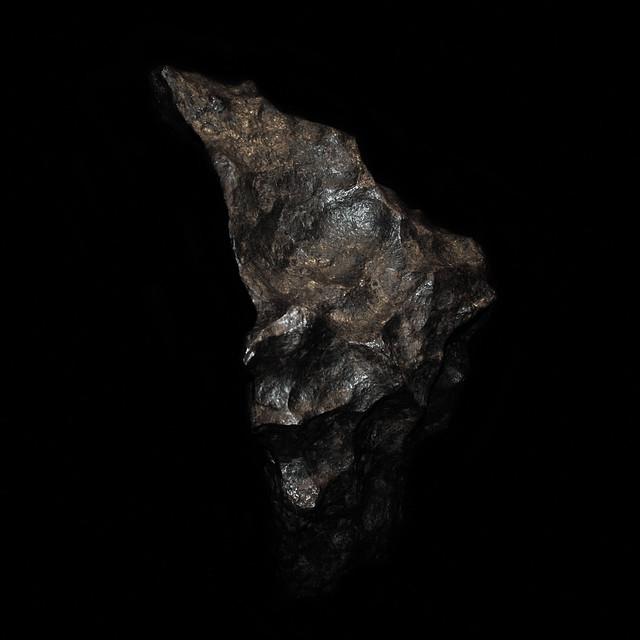 Man in the Meteorite