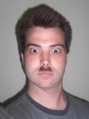 My Final Moustache