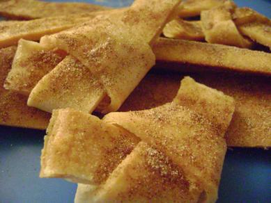 Filipino churros