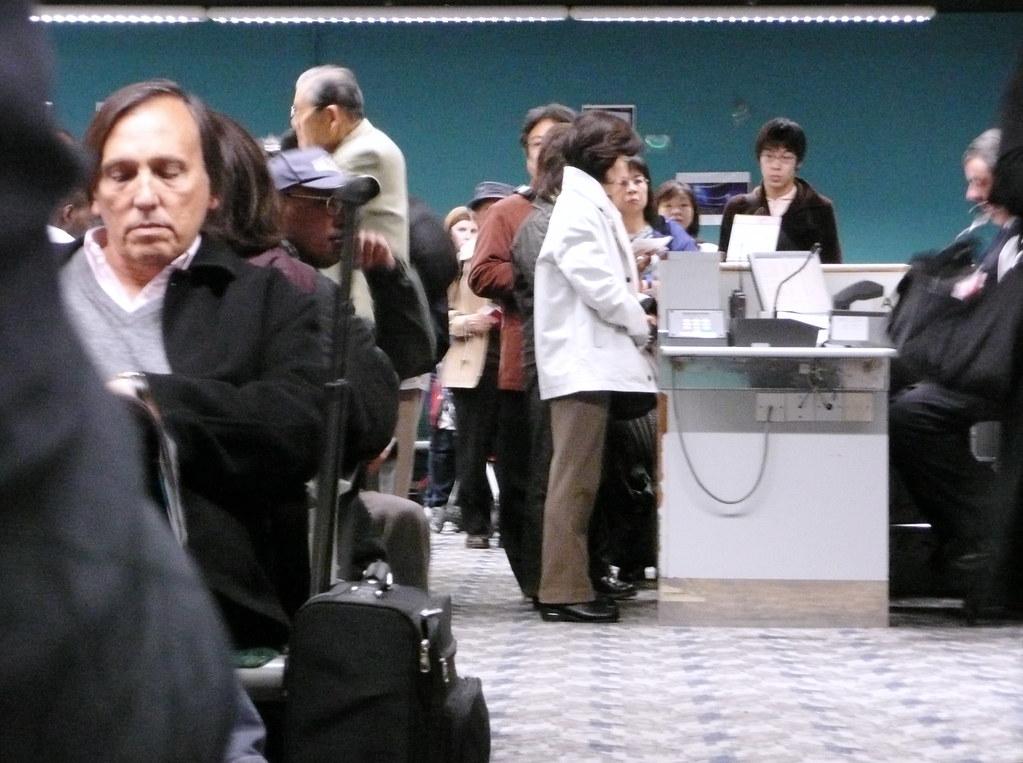 Lufthansa Departure Lounge