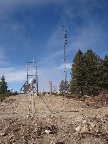unappealing Radio Tower Summit