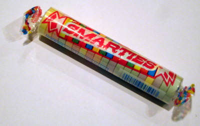 Giant Smarties! | ZOMG! Candy