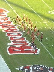 DSCN1895 (awinner) Tags: dance football cheerleaders stadium nfl 2007 raymondjamesstadium washingtonredskins tampabaybuccaneers november2007 november25th2007