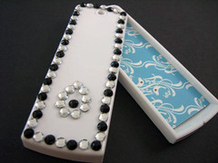 MiniCard Holder with added Bling