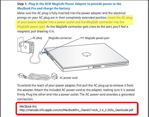MacbookPowerAdapter