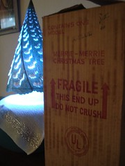 Merrie-Merrie (.Hollie.) Tags: christmas tree vintage 1950s merriemerrie econolite spinningchristmastree