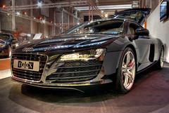 Audi R8 (Delox - Martin Dek) Tags: auto cars car photoshop manipulated automobile pentax tripod audi hdr 2007 supercars r8 multiexposure photomatix audir8 da1855 k10d pentaxk10d mmotion delox worldcars