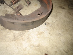 shoes drum parking bmw brakes brake e30