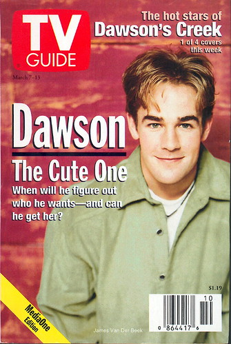 Tv Guia James Van Der Beek