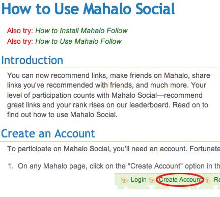 Mahalo Social