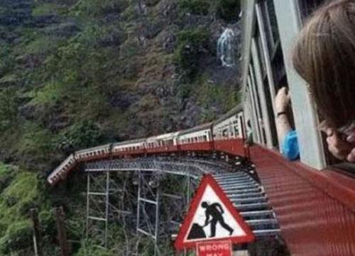 Train Ending