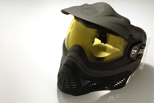 пейнтбольна маска
