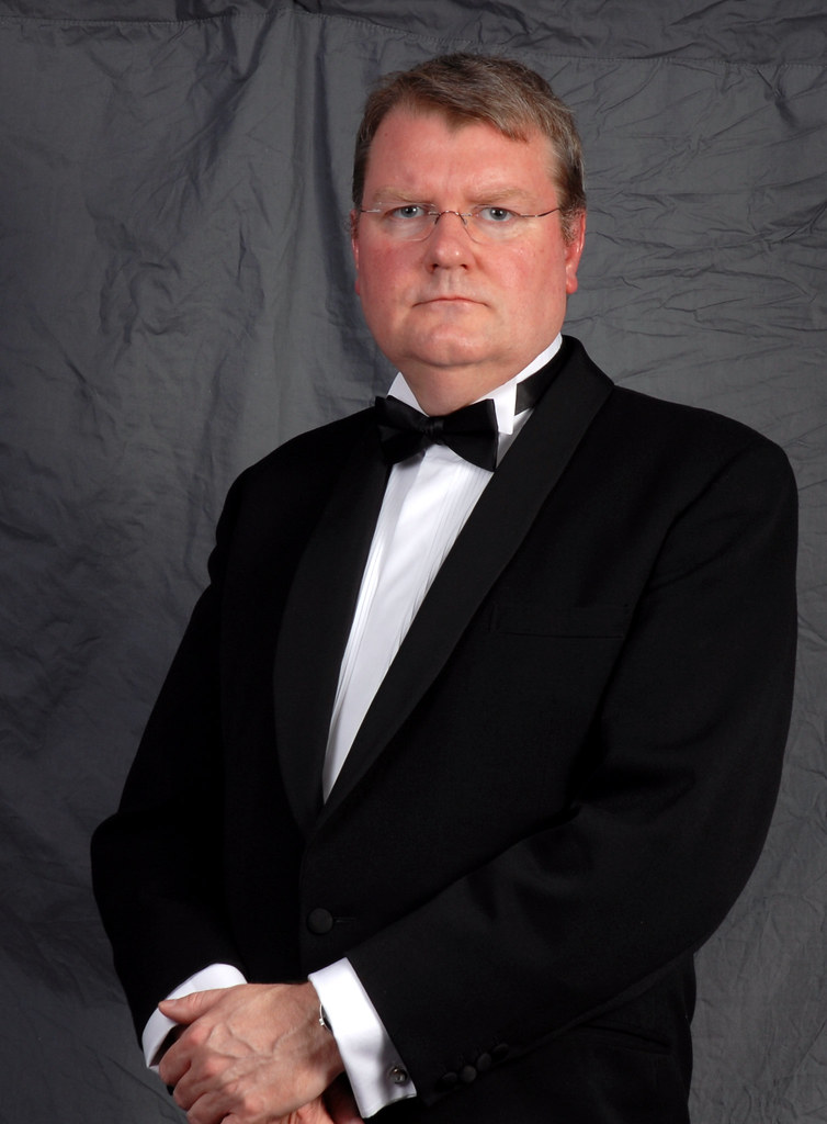 Myself in a Dinner Jacket