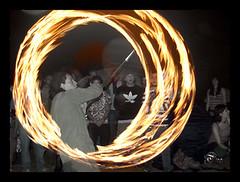 Circle of Ligth (Teosxcar) Tags: boy luz night circle fire noche picture teo ligth juggling circulo chicos acrobatic partialbw partialblackandwhite herrera acrobacias teosxcar oscarherrera osxcar osxcargmailcom