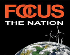 Focus the Nation logo
