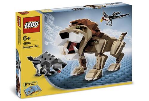 <舊作重溫> 我的第一個LEGO MOC機器人作品