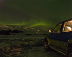 Mountains (skar) Tags: winter snow night northernlights auroraborealis olye500 aplusphoto oskarbjar ashotadayorso