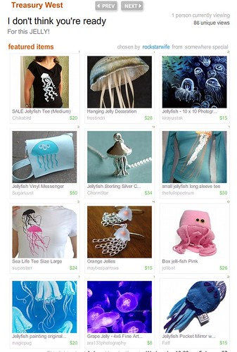 Charm Star in etsy treasury